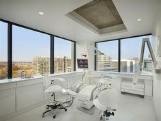 Implantlogyca Dental Office Interiors,© Todd Mason Halkin Photography
