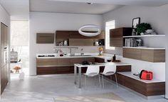 κουζίνες Scavolini
