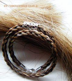 Wickelarmband mit durchbrochener Echtsilberhülse
