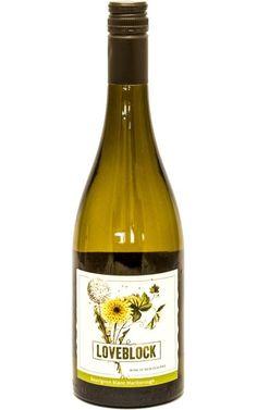 Loveblock Sauvignon Blanc 2018 Marlborough - 6 Bottles White Wines, Organic Wine, Sustainable Farming, Sauvignon Blanc, Preserves, Bottles, Glass, Preserve, Drinkware
