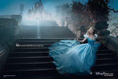 Annie Leibovitz Celebrity Disney Dream Photo Series: Scarlett Johansson as Cinderella