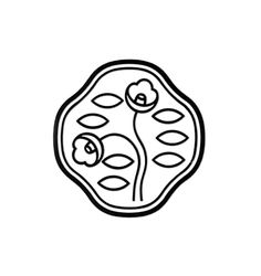 Shiseido's symbolic camellia logo was designed in 1915 by the company's first president Shinzo Fukuhara.