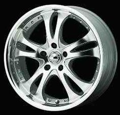 American Racing Casino Silver Wheels http://www.thewheelconnection.com/