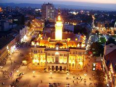 Bilder Novi Sad - my City in Serbia