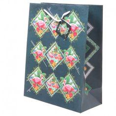 Sac à cadeau - Flamants roses - Grand