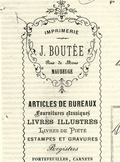 I recently came into possession of several antique invoices. I have 6 of them from France that are around 90 years old. I'll be sharing a ...
