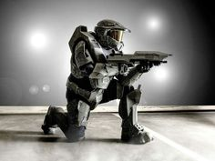 November from the 2018 Cosplay Calendar Master Chief Cosplay, Halo Cosplay, Success Is Not Final, Xbox One, 3d Printing, Scorpio, November, Calendar, Craft