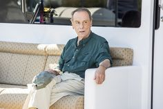 """""""Chasing Ghosts"""" - NCIS New Orleans S1 E9. Dean Stockwell as Tom Hamilton."""