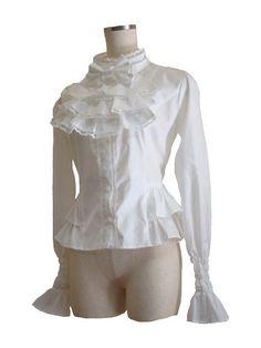Divertimento blouse (White)
