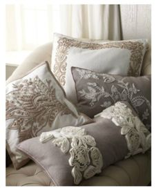 girly bedroom pillows