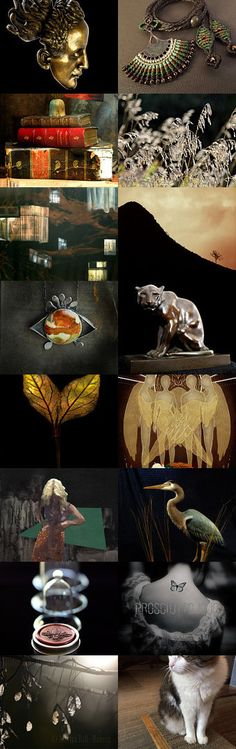 Brave: A Golden Soul by Mary Reed on Etsy--Pinned+with+TreasuryPin.com