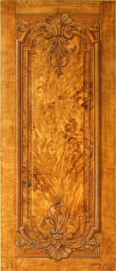 Portfolio   Barre Verkerke, BVK Paintworks, wood graining & trompe l´oeil.