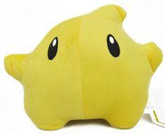 Super-Mario-25cm-Galaxy-Luma-Star-Plush-Toy-Stuffed-Soft-Doll-Figure-Pillow