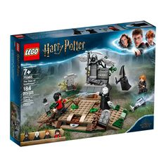 Return Voldemort™ to his full magical power then help Harry escape his evil clutches! Peter Pettigrew has helped Voldemort transport Harry Potter™ to a spook. Harry Potter Voldemort, Lord Voldemort, Lego Harry Potter, Theme Harry Potter, Harry Potter Facts, Harry Potter Movies, Lorde, Legos, Peter Pettigrew