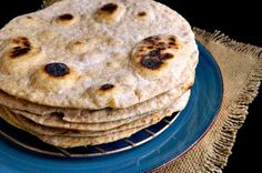 low sodium, homemade tortillas