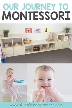 Our journey to Montessori at home with a toddler | Montessori baby | bedroom | bed | activities | 2 year old |