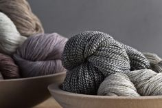 New Yarn: Purl Soho's Linen Quill | Purl Soho - Create