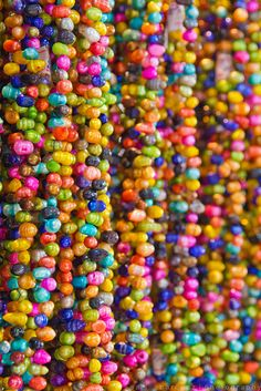 Beads beads everywhere!