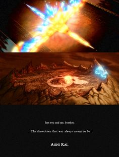 Sorry, but you're not going to become Fire Lord today. One of the most epic battles ever! This one was so emotional