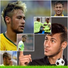 Made another collage of neymar