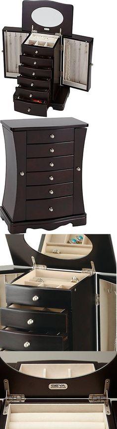 Jewelry Boxes 3820 Extra Large Wood Box Polish Handmade Wooden