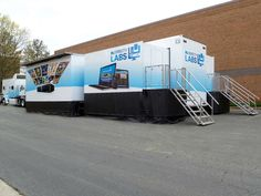 Check out our Event Marketing Vehicles Inventory! Make a BIG impression at your next event! #mobilemarketingtrailers