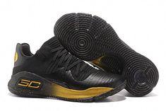 """Under Armour Curry 4 Low """"Black Gold""""Men Sneakers Online – Michael Jordan  Shoes b3c0b7e97"""