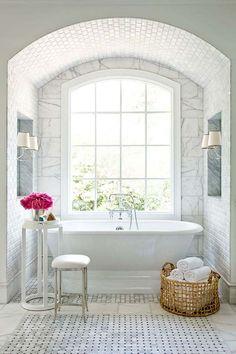 White-Bathroom-Design-Inspirations-38-1 Kindesign