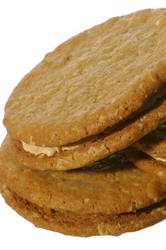 This peanut butter sandwich cookie is an adaptation of the gargantuan homemade Nutter Butters served at Bouchon Bakery, Thomas Keller's restaurant in the Time Warner Center. It is pure peanut sophistication. (Photo:  Tony Cenicola/The New York Times)