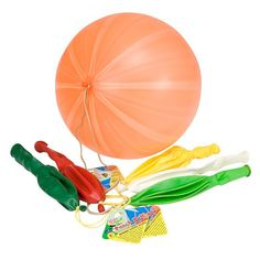 Balloon Punch Ball.........loved these!