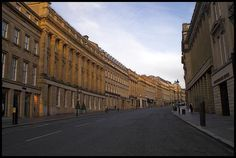 Magnificent Grey Street, Newcastle-upon-Tyne