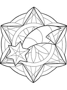 coloring page Mandala Christmas on Kids-n-Fun. Coloring pages of Mandala Christmas on Kids-n-Fun. More than coloring pages. At Kids-n-Fun you will always find the nicest coloring pages first! Pattern Coloring Pages, Cool Coloring Pages, Mandala Coloring Pages, Free Coloring, Adult Coloring Pages, Coloring Sheets, Coloring Books, Christmas Colors, Christmas Fun