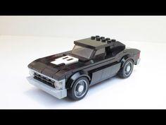 Lego Chevy Nova from Death Proof/Punisher car Chevy Chevelle, Chevy Nova, Death Proof, Cars Youtube, Batman Batmobile, Toys For Boys, Boy Toys, Lego Speed Champions, Ideas