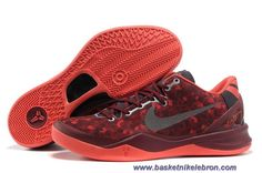 factory authentic bd651 aa536 Chaud Nike Zoom Kobe 8 VIII Burgundy 555035-661 Nike Zoom, Kobe 8 Shoes