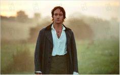 Mr. Darcy (Orgulho e Preconceito)  Matthew Macfadyen lindo!                                                                                                                                                     Mais