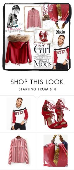 """""""..."""" by red-rose-girl ❤ liked on Polyvore featuring WithChic"""