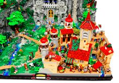 This 80,000-brick Lego kingdom from 'The Hobbit' will blow your mind