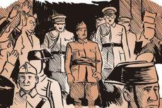 La Guerra Civil en viñetas. José Pablo García convierte la fundamental obra de Preston sobre el conflicto español en novela gráfica. Manuel Morales | El País, 2016-06-14 http://cultura.elpais.com/cultura/2016/06/10/actualidad/1465550336_040991.html