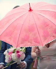 Jours de Bonheur: {Belles images} Sous la pluie...