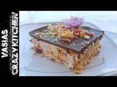 Σοκολατοφραουλενιο Γιαουρτογλυκο Ευκολο – Γλυκο Ψυγειου Σε 5 Λεπτα – Γλυκο Ψυγειου Χωρις Μιξερ - YouTube