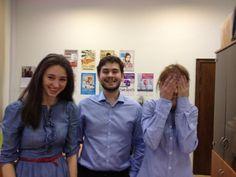 Наши партнёры изThirtyThree (UK) как-то рассказали проособый «писк моды»— одинаковые илиочень похожие рубашки. Наш ответ Чемберлену :)
