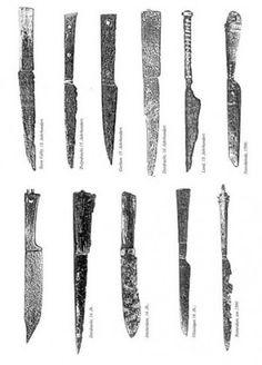 Mittelaltermesser aus Brandenburg