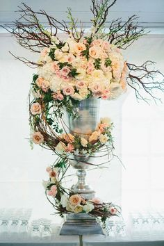 Luxe Boho Wedding Flowers