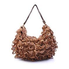 OASAP - Tassel Front Squama Back Bag - Street Fashion Store ($94) via Polyvore