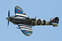 Supermarine Spitfire HFIXe #plane #ww2