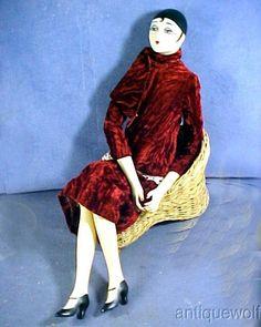 French Boudoir Doll - JxB