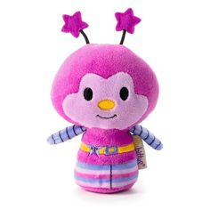 itty bittys® I.Q. Stuffed Animal