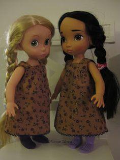 Fannyn Talossa: animator nuket