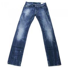 Diesel Safado 8SV Mens Jeans   008SV   Stretch   Slim   Straight   Diesel Jean Sale   UK   Designer Man