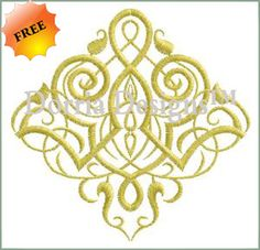 Center Embroidery Designs Archives - Page 6 Of 14 - Dorria Designs | Embroider Items | Pinterest ...